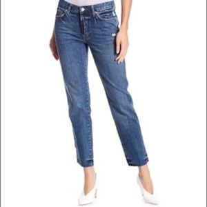 NWT Free People Slim Boyfriend Fit Jeans Sz 24
